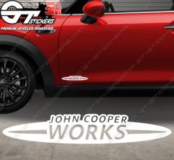 Stickers Logo John Cooper Works