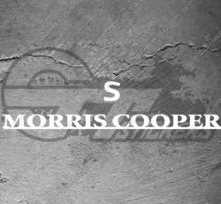 Stickers Morris Cooper S