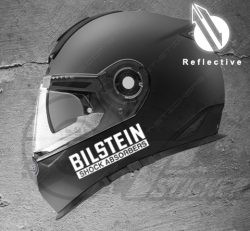 Stickers rétro-réfléchissant pour casque Bilstein