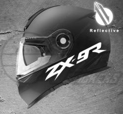 Stickers rétro-réfléchissant pour casque ZX-9R