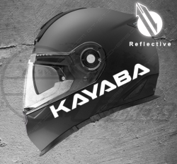 Stickers rétro-réfléchissant pour casque KAYABA