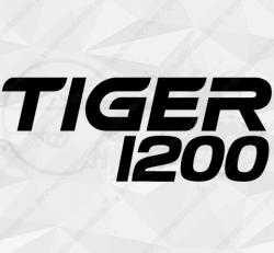 Stickers Triumph Tiger 1200
