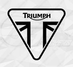 Stickers Logo Triumph