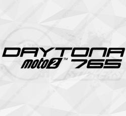 Stickers Triumph Daytona Moto2 765