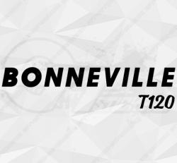 Stickers Triumph Bonneville T120