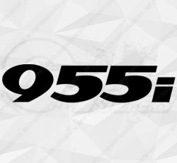 Stickers Triumph 955i