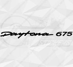 Stickers Triumph Daytona 675