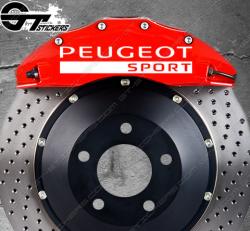 Kit stickers Peugeot Sport