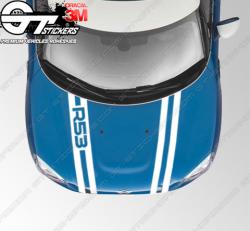 Kit Bandes Capot Mini Cooper R53 Racing