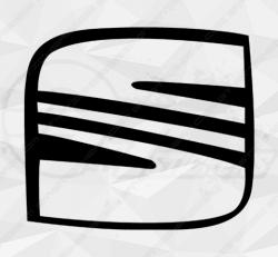 Sticker Logo Seat Type 2