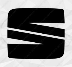 Sticker Logo Seat Type 3