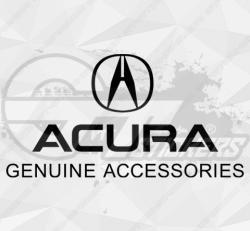 Sticker Acura Genuine