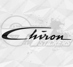 Sticker Bugatti Chiron