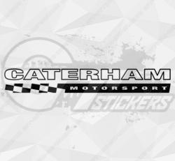 Sticker Catterham Motorsport