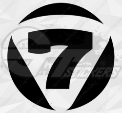 Sticker Logo Catterham