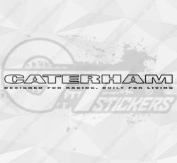 Sticker Catterham