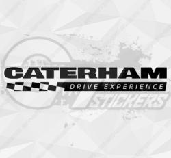 Autocollant Catterham Drive Experience