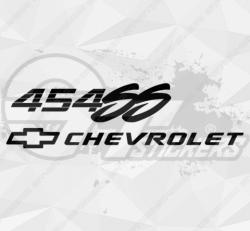 Autocollant Chevrolet 454 Ss