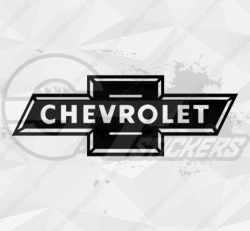 Sticker Chevrolet