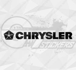 Stickers chrysler