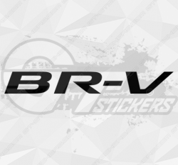 Sticker Honda Brv