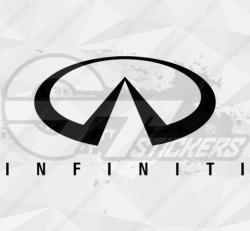 Sticker Infiniti Logo 2