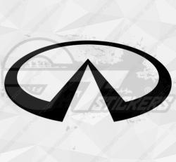 Sticker Infiniti Logo