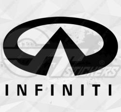 Autocollant Infiniti Logo