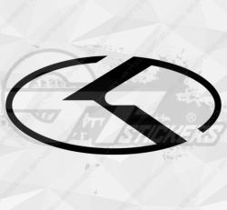 Sticker Kia Logo