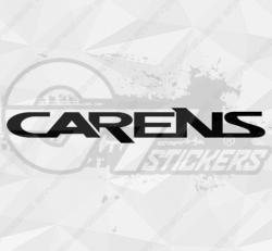 Sticker Kia Carrens