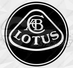 Sticker Lotus Logo 1