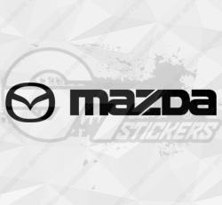 Sticker Mazda Logo 2