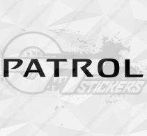 Sticker Nissan Patrol