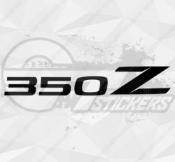 Sticker Nissan 350z