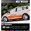 2 Stickers SEAT Autoemocion 300 mm