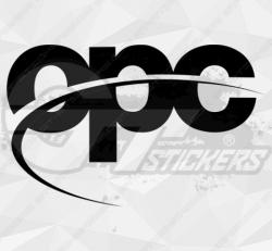 Autocollant Opel Logo Opc
