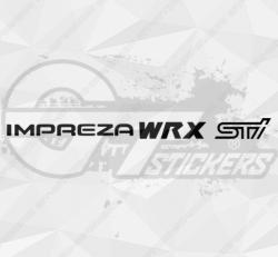 Sticker Subaru Impreza Wrz Sti