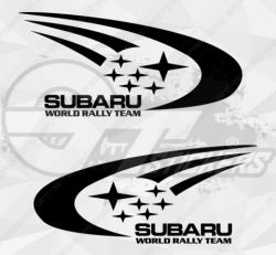 Stickers subaru