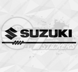 Sticker Suzuki Logo 3