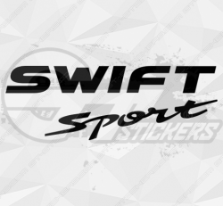 Sticker Suzuki Swift Sport