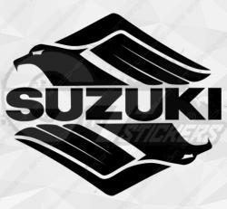 Autocollant Suzuki Intruder