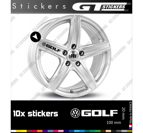 2 Stickers Renault Megane R26R 150mm