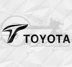 Autocollant Toyota Logo 2