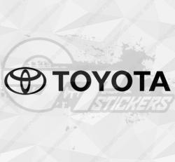 Autocollant Toyota Logo