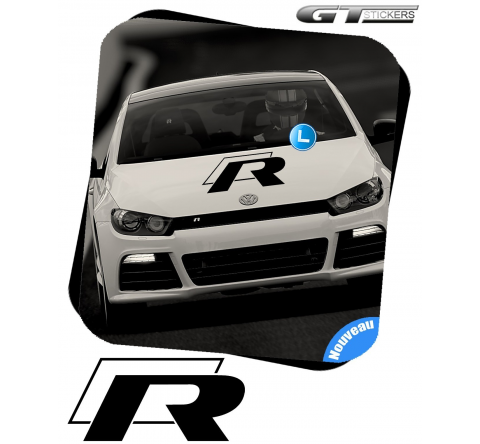 Sticker VW Volkswagen R Line XL 700 mm