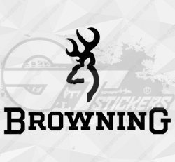 Sticker browning