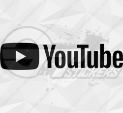 Sticker Youtube