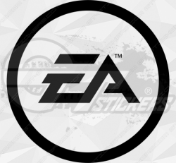 Sticker Electronic Arts