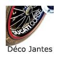 Stickers pour jantes