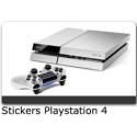 Stickers Playstation 4